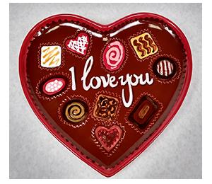 Denville Valentine's Chocolate