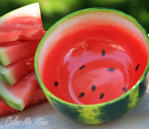 Denville Watermelon Bowl