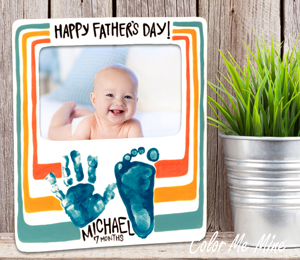 Denville Father's Day Frame