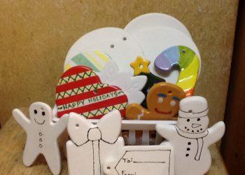 flat ornaments