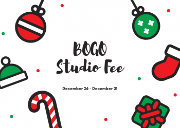 bogo studio fees
